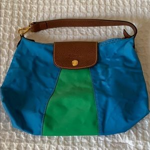 Longchamp Le Pliage clutch/mini bag (authentic)